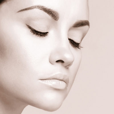 Skin with Hyaluronic Acid